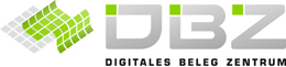 Logo DBZ (Digitales Belegzentrum)
